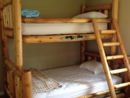 cottage bunks