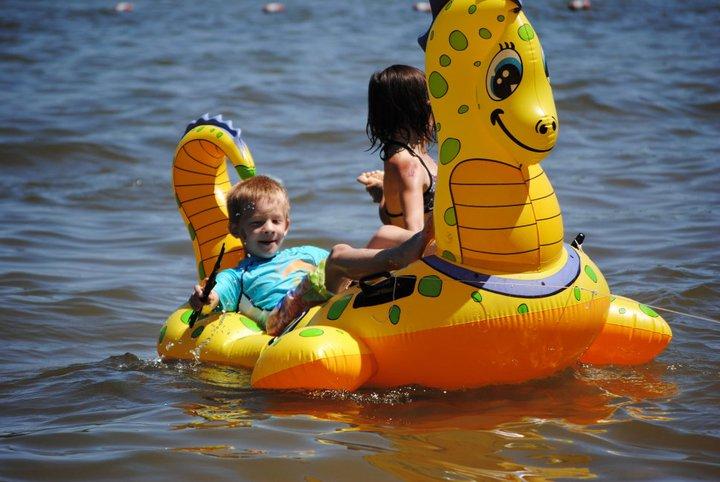 lake-leelanau-beach-fun