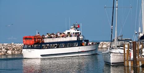 Manitou Island Ferry