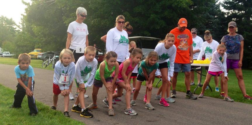 4th Annual LLRV Park Camp n Run