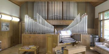 Pipe Organ Summer Concert Schedule